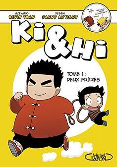 Ki & Hi - tome 1 Deux frères de Kevin Tran https://www.amazon.fr/dp/2749929547/ref=cm_sw_r_pi_dp_x_3WjgybPFNT4KP