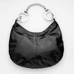 oh bag by linz black Cuffz bondage