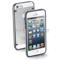 Cellular Line BUMPPLUSIPHONE5BK mobile device cases