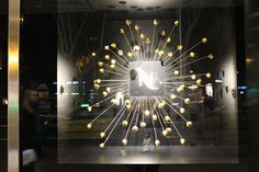 NESPRESSO  - El Corte Ingles - Barcelona - Nov.  2012 via TheWindowLover