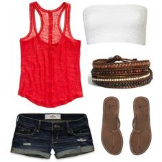 Love this summer outfit!!