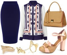 3 Ways To Wear: Bodycon pencil skirt from Karen Millen | Catwalk Queen