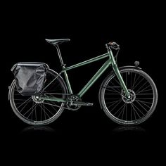To celebrate 150 years of @brooksengland craftsmanship we teamed up with the British manufacturer to combine tradition and innovation in the limited edition #Commuter Brooks 150. Would you ride it? by canyon_bikes