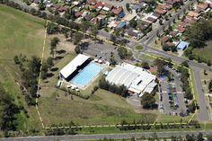 Prariewood Leisure Centre Masterplan, 2011