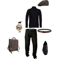 """Hollywood Hooligan. . ."" by highnesspiki on Polyvore"