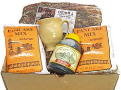 Father's Country Hams began back in 1840 and has been curing ham ever since. Get a taste of a complete Kentucky breakfast with this package.