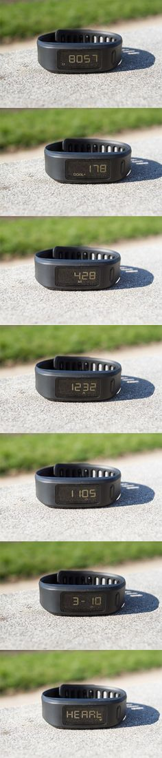 Garmin vivofit: The activity tracker that lasts more than a year without a single charge.