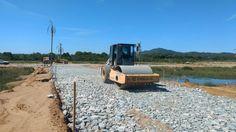 REAL PARQUE - Novo Norte: obras avançam rápido! Pavimentação ultrapassa os 60%! Fonte: Engenharia REAL URBANISMO