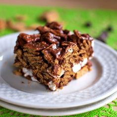 Golden Grahams S'mores Bars - a summer classic! #foodgawker