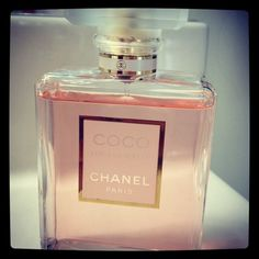 Coco Chanel one of my fragrance that I have in my collection on my shelf...