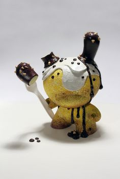 dessert dunny custom by pocketwookie