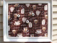 For my coffee kitchen :)