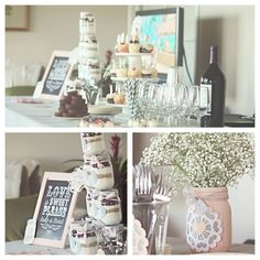 Shabby Chic Bridal Shower 3