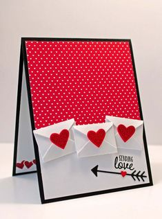 25 Unique and Beautiful Valentine Cards – decorisme - Valentinstag Diy Valentine's Day Cards For Him, Diy Cards, Valentines Day Cards Handmade, Valentines Diy, Tarjetas Diy, Valentine's Day Diy, Creative Cards, Creative Gifts, Anniversary Cards