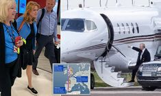 'Panicked' Prince Andrew and ex-wife Fergie fly into Malaga on private jet for holiday Duchess Of York, Duke Of York, Native American History, American Civil War, Prinz Andrew, Queen Husband, Malaga Airport, Flying Together, Tony Blair