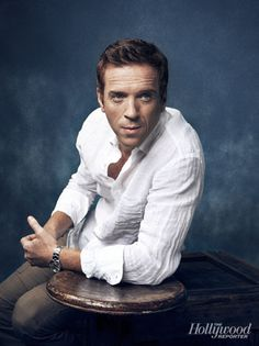 Damian Lewis as Brody, Homeland.   Also excellent as Winters in Band of Brothers