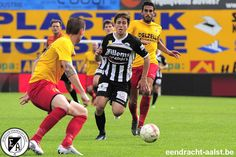 Belgacom League 2013 - 2014 / Eendracht Aalst vs Tubize / zondag 15 september 2013 - 15:00 / Pierre Cornelisstadion / Armin Cerimagic