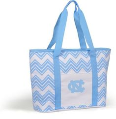 North Carolina Chevron Cooler Tote Purchasing available through our  Facebook page  https    80dff0dd8bdf1