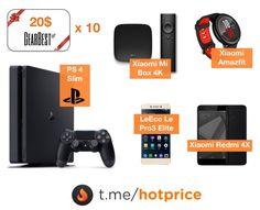 Telegram канал @hotprice разыгрывает Sony PlayStation 4 и много других ценных призов за подписку на канал. Присоединяйся :)