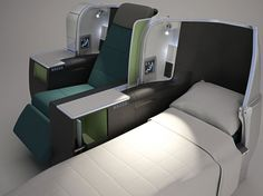Aer Lingus reveals Aer Space: a 'EuroBusiness'-style premium class - Australian Business Traveller