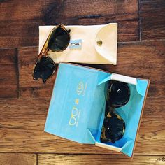WEBSTA @ milano_alyssa - I love this! One pair of @toms eyewear = Sight for on person!#oneforone #worthsharingtuesday