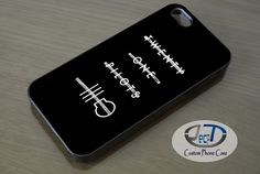 wenty One Pilots Clique iPhone, iPad, Samsung Galaxy & HTC One Cases