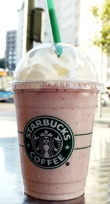 Captain Crunch  Ask for a Vanilla Bean Frappuccino with three scoops of blackberry inclusions (for a grande). Then, ask for a drizzle made with eight pumps of white mocha, three pumps of toasted coconut, and three scoops of matcha powder