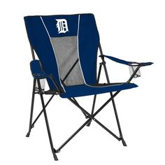 Detroit Tigers MLB Game Time Chair