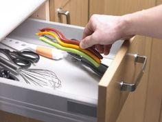 Amazon.com: Progressive International Magnetic Peeler Set: Kitchen & Dining