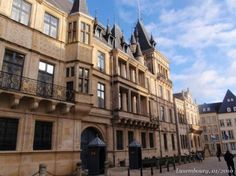 Luxembourg City Picture