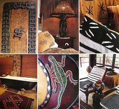 1000 images about african inspired decor on pinterest - African inspired home decor ...