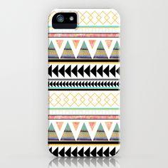 Aztec 3 iPhone Case