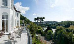 The Bed and Breakfast Directory, Commonwood Manor, Looe, Cornwall Cornwall Coast, North Cornwall, Cornwall England, Looe Cornwall, England Uk, Wedding Venues Cornwall, Bed And Breakfast England, England Houses, Top 10 Hotels