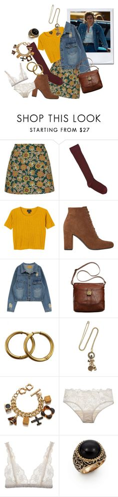 """Stranger Things: BILLY"" by rihannamaterial ❤ liked on Polyvore featuring Motel, Marni, Monki, Yves Saint Laurent, Style & Co., Chanel, Alcozer & J, Orla Kiely, Lonely and L.A.M.B."