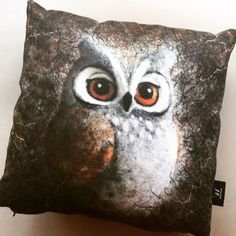 @wraptious cushions with my needle felted designs are wonderful quality - beautiful rich colours and lovely detail on silky vegan suede - available from www.wraptious.com search for The Lady Moth My designs were shortlisted in their competition - so exciting #fibreart #needlefelting #felting #wraptious #cushion #owls #owlart #owllovers #homedecor #decor #gift #xmas #xmasgift #design #cambridgeartist #ukartist #uk #theladymoth #birds #fibreartist #shortlisted #hornedowl #brownowl #eyes #o...