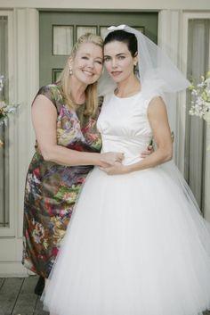 Nikki and Victoria