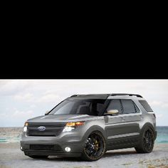 Ford Explorer by Tjin Edition 2014 Ford Explorer Sport, Mustang, Suv Cars, Journey, Luxury Suv, Car Travel, Police Cars, My Ride, Ford Trucks