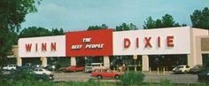 Winn-Dixie - my first job