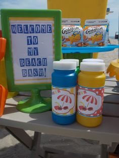 Kick Off Summer Beach Bash | Made by a Princess Parties in Style