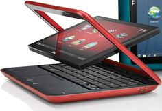 Dell Duo: 10-inch netbook/tablet hybrid