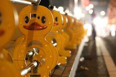 duck Pipe Barricade