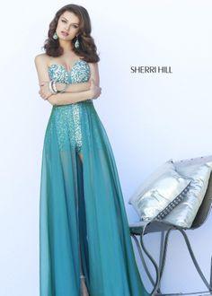 4a7be433e1aa Sherri Hill 9724 Sparkly Sequin Romper Sherri Hill Homecoming Dresses