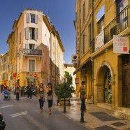 Where the artists live: Aix-en-Provence, France