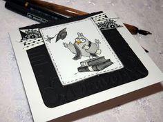 Kika's Designs : Birdbrain Graduates