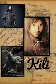 Kili son of Frerin son of Thrain from The Hobbit
