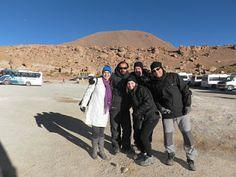 Atacama - Geysers del Tatio e Machuca. Um passeio imperdível no Atacama. Deserto do Atacama, San Pedro do Atacama.