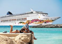 Norwegian Cruise Line's Norwegian Sky. ASPEN CREEK TRAVEL - karen@aspencreektravel.com