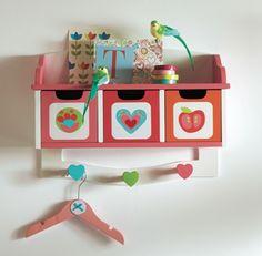 muebles para almacenar 4 Muebles de almacenaje para Niños