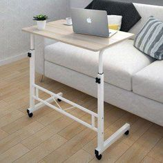65 Super Ideas for living room decor diy ikea side tables Trendy Furniture, Colorful Furniture, Furniture Design, Sofa Side Table, White Side Tables, Diy Living Room Decor, Living Room Furniture, Living Rooms, Horizontal Murphy Bed