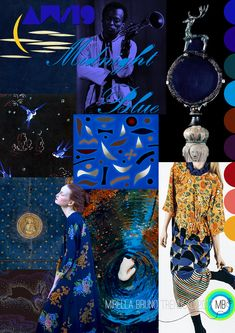 Trend Archive - Mirella Bruno Print Pattern and Trend Designs.